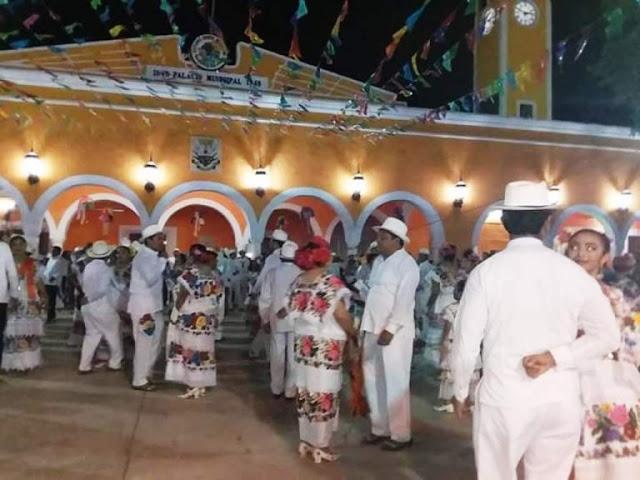 Fiestas tradicionales de mi pueblo