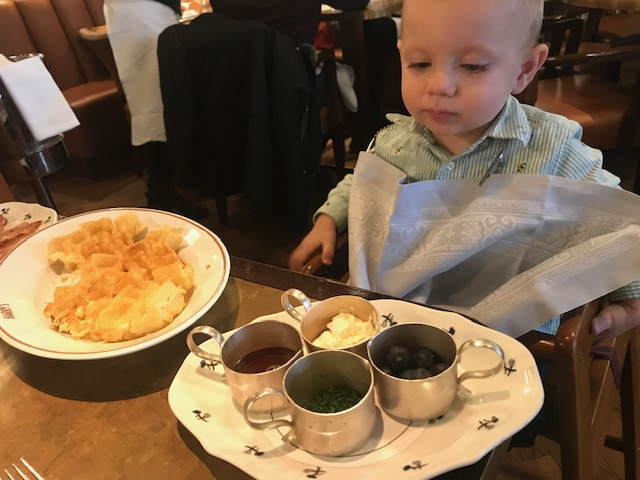 Harry's Bar, London, Covent Garden, Brunch, Restaurant, Food,