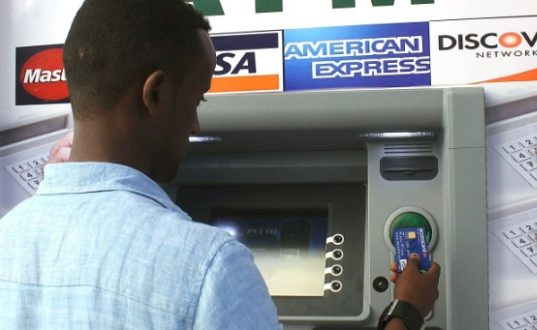Image result for Banks stop cash withdrawal from overseas ATMs