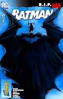 Batman: Descanse em Paz #1