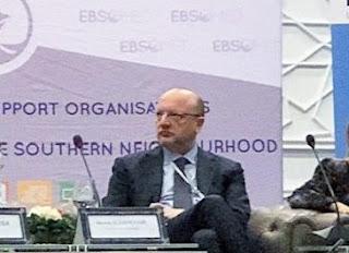 Vincenzo Boccia ad Algeri per i Med Business Days