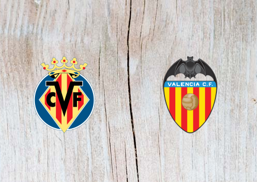 Villarreal vs Valencia Highlights 23 September 2018