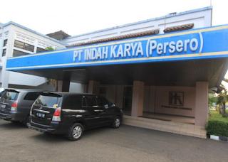 Karir BUMN  PT. Indah Karya (Persero) Terbaru Juni 2016