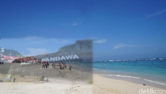 Wisata Bali Pantai pandawa