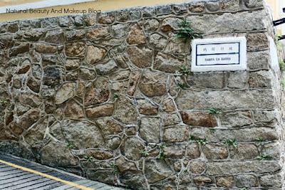Macau's Moorish Barracks now serves as the Head Quarter of Marine and Water Bureau