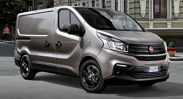 Fiat, Fiat Talento, New Cars