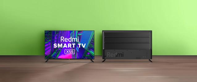 Redmi Smart TV X55 (55-inch)