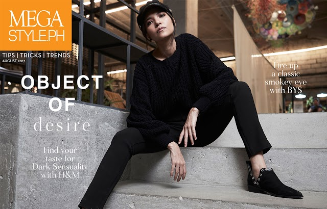MEGAstyle Webzine September 2017: Alessandra De Rossi