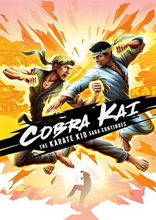Cobra Kai The Karate Kid Saga Continues Thumb
