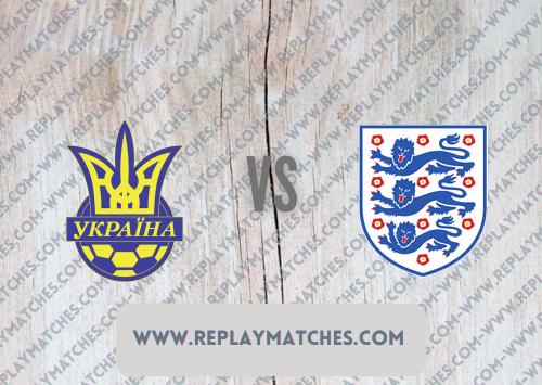 Ukraine vs England -Highlights 03 July 2021