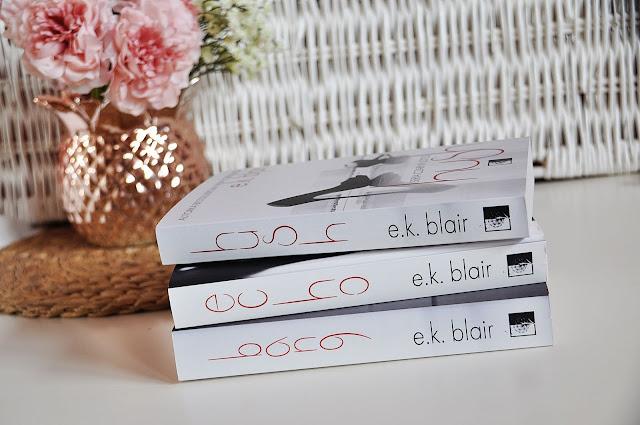 """""""Hush"""" - E.K. Blair"""
