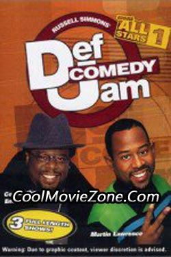 Def Comedy Jam - More All Stars Vol. 1 (2003)