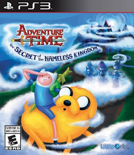 ADVENTURE TIME THE SECRET OF THE NAMELESS KINGDOM PS3 TORRENT