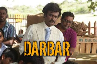 Darbar Tamil movie 2020