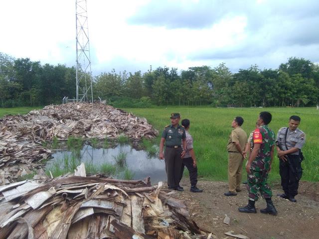 Danramil 22 Wonosari Hadiri Mediasi Permasalahan Warga  Di Wilayah Binaan