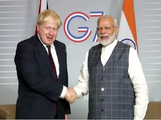 Union Cabinet approved MoU between India and UK