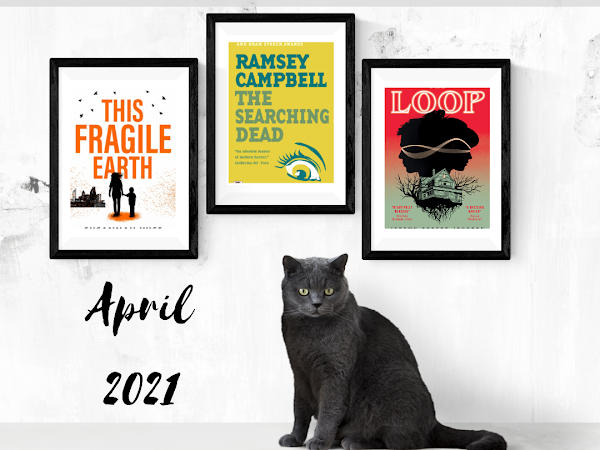 Book Review Round Up - April 2021