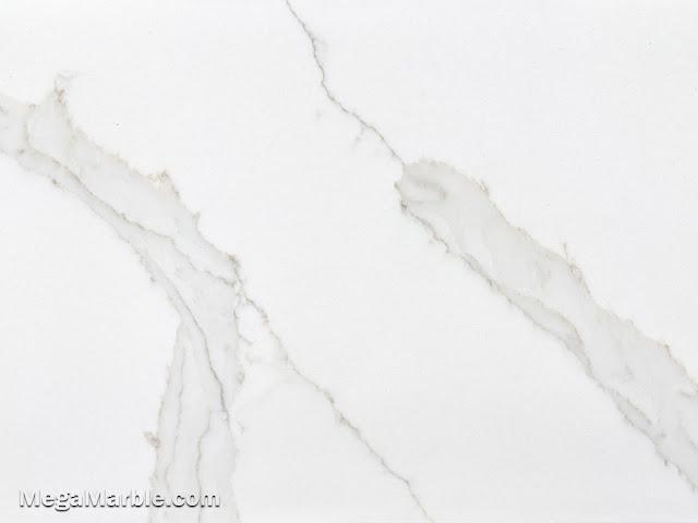 Calacatta Borghini Quartz Stone Color