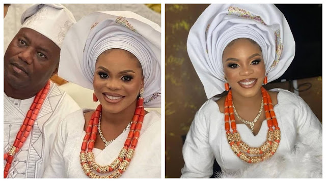 Mercy Aigbe's ex-husband, Lanre Gentry marries again as he hails his new wife (Photos)