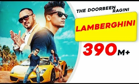 Lamberghini Song : Best (Punjabi) Hindi song Lyrics of Speed Records