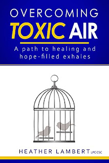 Overcoming Toxic Air: A Path to Healing and Hope-Filled Exhales by Heather Lambert - book promotion sites