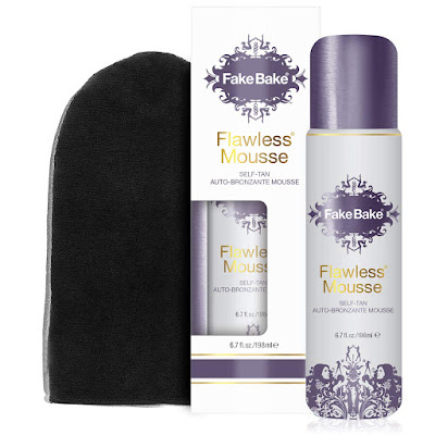 Fake Bake Flawless Mousse Self Tanner