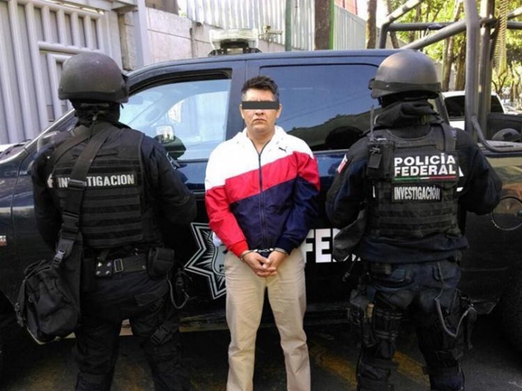 """Trasladan a la SEIDO a """"La Rana"""", sicario responsable de desaparecer a los 43 Normalistas"""