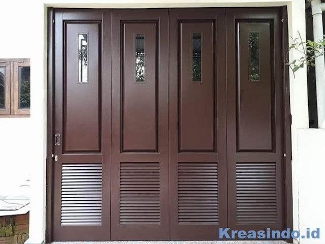 Rekomendasi Jasa Pintu Garasi Besi Bogor Terbaik dan Berkualitas