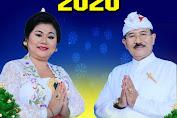 Pemkab Karangasem Mengucapkan   Selamat Hari Natal dan Tahun Baru 2020