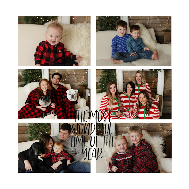 Burlington Iowa Photographer Christmas Mini