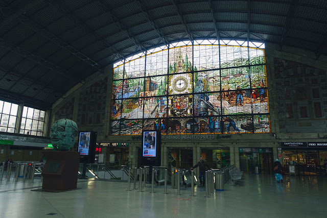 ビルバオ=アバンド駅(Estación de Abando Indalecio Prieto)