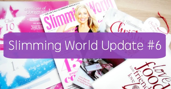 Beauty And Me Slimming World Update 6