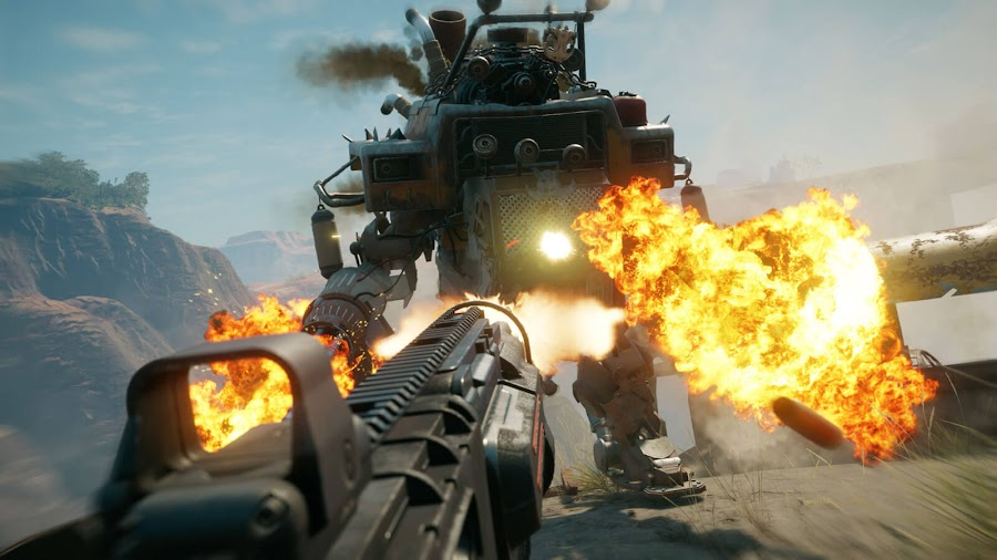 rage 2 community challenges post launch content roadmap 2019 bethesda
