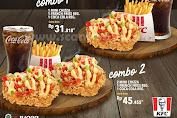 Promo KFC Menu Baru KFC Mini Chizza Combo Harga Mulai Rp31.818