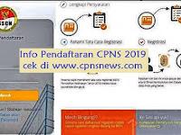 Sscn.bkn.go.id Pengumuman Pendaftaran dan Formasi CPNS 2019 pdf