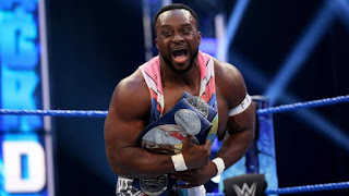 WWE - Big E devuelve los títulos por parejas de SmackDown a The New Day
