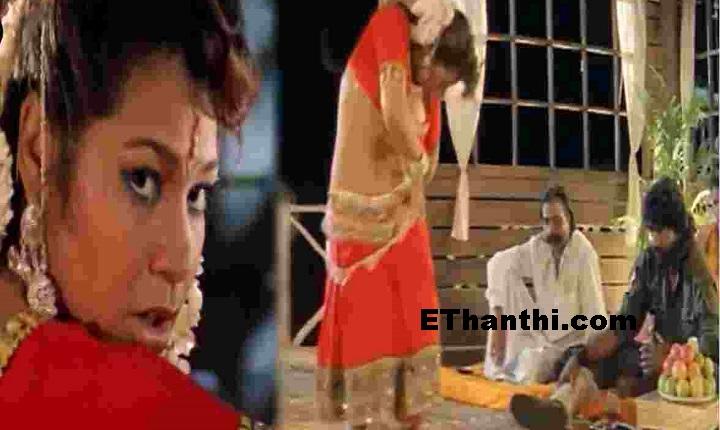 நடிகை கவிதா ஸ்ரீ