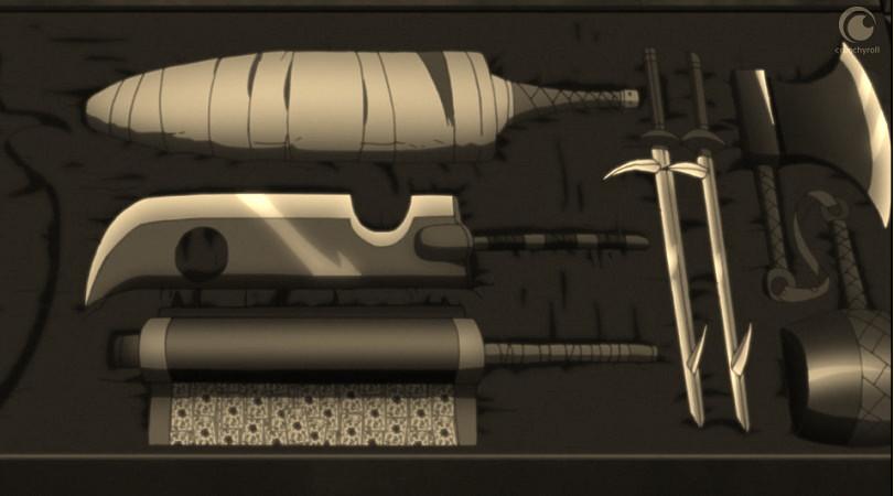 Gambar Boruto episode 28 - Ninja Pedang Kirigakure yang baru