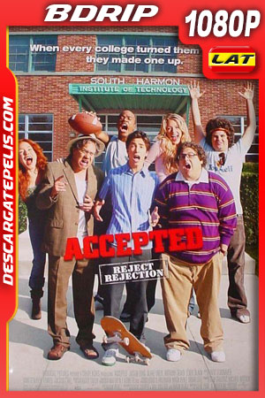 Accepted (2006) 1080p BDrip Latino – Ingles