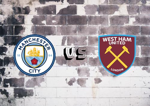 Manchester City vs West Ham United  Resumen y Partido Completo
