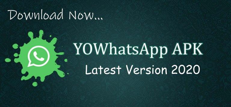 YoWhatsApp Apk Latest Version Download For Free Anti-Ban  FMWhatsApp Download Link