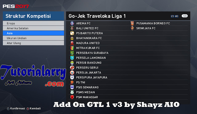 Add On GTL 1 v3 by Shayz AIO