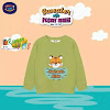 Sweater HonestKid with Pocket Series for Kid