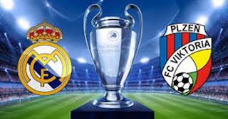 مشاهدة مباراة فيكتوريا بلزن وريال مدريد بث مباشر بتاريخ 07-11-2018 دوري أبطال أوروبا
