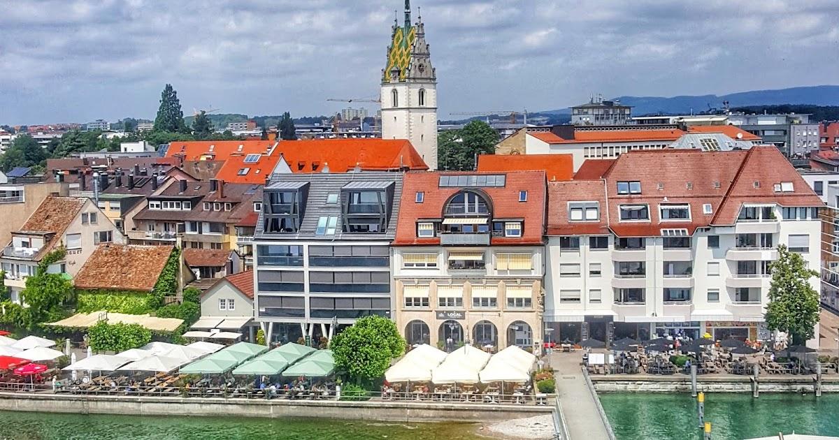 Vodič kroz Fridrihshafen, Njemačka - šta posjetiti?
