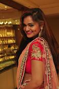 Aswhini latest sizzling half saree pics-thumbnail-17