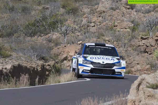 Este sábado se presenta en Los Llanos de Aridane el 47 Rally Senderos de La Palma