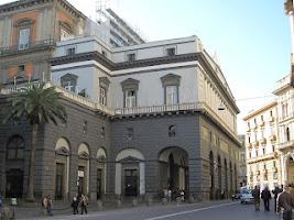The Teatro di San Carlo in Naples, opened in 1737, predates even La Scala in Milan