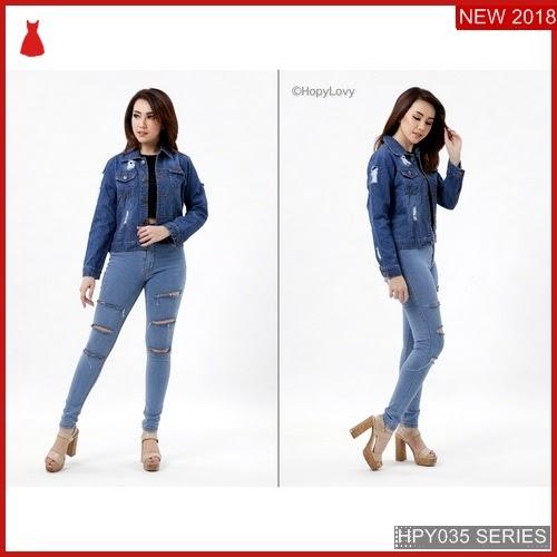 HPY035J87 Jaket Jeans Anak Ges Murah BMGShop