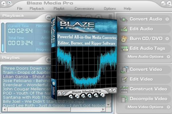 blaze media pro software free